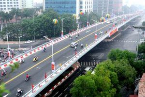 Hà Nội thông xe cầu vượt nút giao An Dương