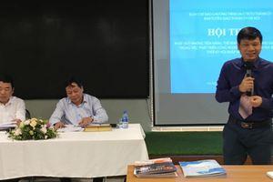 Phát huy tiềm năng của không gian sáng tạo trong phát triển công nghiệp văn hóa trên địa bàn Hà Nội