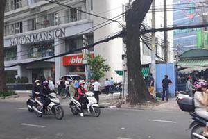 Hé lộ nguyên nhân cô gái trẻ rơi từ chung cư Saigon Mansion