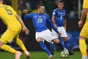 Bị Ukraine cầm hòa, Italia nối dài chuỗi trận thất vọng