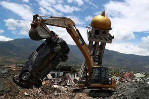 Khó khăn bủa vây Indonesia sau thảm họa động đất sóng thần