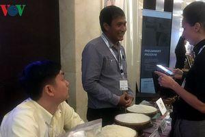 Gạo Việt Nam có mặt ở 150 thị trường nhưng vẫn ít người biết