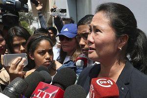 Lãnh đạo đảng đối lập Peru bị bắt vì cáo buộc rửa tiền