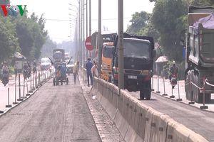'Vá chằng vá chịt' trên Quốc lộ 1A, đoạn qua Quảng Nam