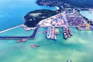 Kiểm tra Dự án nâng cấp mở rộng cảng Tiên Sa