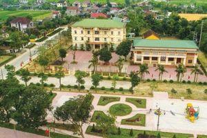 Xây dựng nông thôn mới tại Hà Tĩnh: Làng quê 'thay áo' sau gần 8 năm