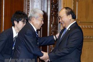 Phát triển toàn diện, sâu sắc hơn nữa quan hệ Đối tác chiến lược sâu rộng Việt Nam - Nhật Bản