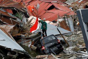 Kéo dài thời gian tìm kiếm nạn nhận vụ động đất và sóng thần