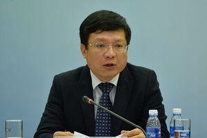 Ông Hồ Sỹ Hùng được bổ nhiệm giữ chức Phó chủ tịch Ủy ban quản lý vốn nhà nước