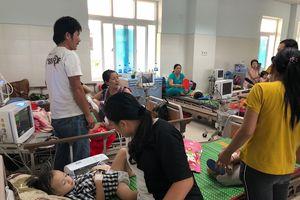 Đã ghi nhận hơn 1.300 ca mắc tay chân miệng tại Quảng Ngãi