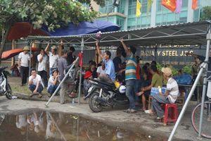 Đà Nẵng: Dân tiếp tục vây nhà máy thép ô nhiễm