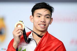 Nguyễn Huy Hoàng - từ cậu bé làng chài đến nhà vô địch Olympic trẻ