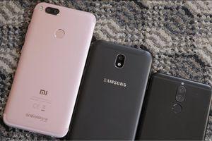 Smartphone tầm trung nhàm chán nhưng bán tốt