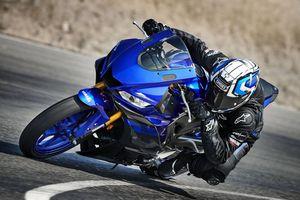Yamaha YZF-R3 2019 ra mắt, kiểu dáng và động cơ được cải tiến