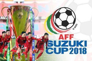 Nhiều địa điểm phát sóng công cộng được tổ chức dịp AFF Cup 2018