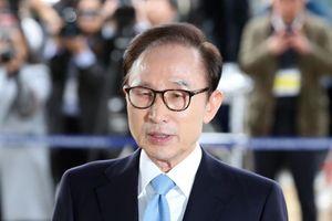Cựu TT Hàn Quốc Lee Myung Bak sẽ kháng nghị bản án 15 năm tù