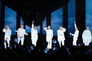 Nhóm nhạc BTS ra mắt phim tài liệu 'Burn the Stage: the Movie'
