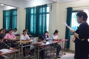 Hà Nội: Thanh tra giáo dục phát hiện nhiều sai phạm thi cử