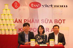 TVV cung cấp sữa Hàn Quốc Kid Power tại Hà Nội