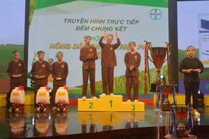 Kiên Giang đoạt giải nhất 'Nông dân Bayer triệu phú'