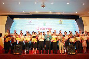 Tôn vinh 27 doanh nghiệp Đà Nẵng chăm lo tốt đời sống cho người lao động