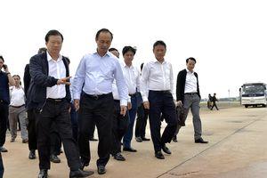 Giao Bộ GTVT đề xuất phương án vốn sửa chữa đường băng sân bay Nội Bài