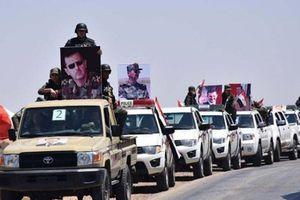 Quân đội Syria ùn ùn đưa vũ khí khủng đến sa mạc kết liễu IS