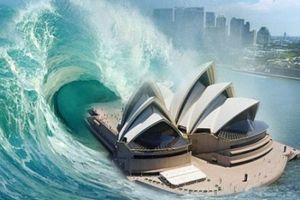 Sóng thần 'hủy diệt' cao 60m có thể ập vào nước Úc