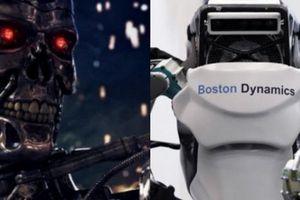 Cư dân mạng lạnh gáy trước robot siêu thông minh, chạy nhảy như người thật