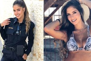 Nữ quân nhân Israel mặc áo lính hay bikini hấp dẫn hơn?