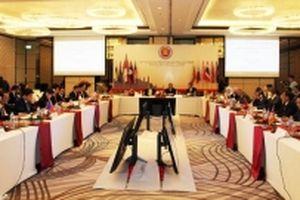 Hội nghị Bộ trưởng Tư pháp ASEAN lần thứ 10 thông qua Tuyên bố chung