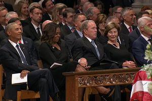 Bà Obama trải lòng về 'đồng phạm tội lỗi'