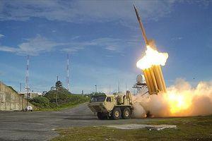 Lockheed Martin chuyển giao tên lửa đánh chặn THAAD thứ 300