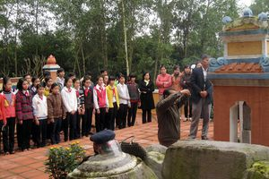 Huyện Hòa Vang, TP Đà Nẵng: Đưa lịch sử địa phương vào chương trình học
