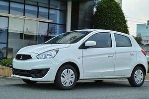 Mitsubishi Mirage giá chỉ 350 triệu, 'đấu' Toyota Wigo tại VN