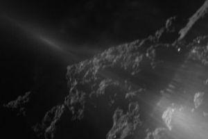 Ảnh 'độc' tiểu hành tinh Ryugu chụp từ tàu robot mới