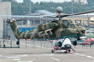 Nga thử nghiệm trực thăng chiến đấu Mi-28NM kéo dài đến cuối 2019