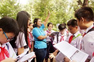 TPHCM: Chú trọng thực hiện tiết học ngoài nhà trường