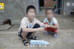 Người cha kiếm tiền bằng việc giao 5 con nhỏ cho nhóm trộm cắp thuê