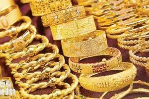 Giá vàng hôm nay 12/10/2018: Vàng SJC bất ngờ tăng sốc 90 nghìn đồng/lượng