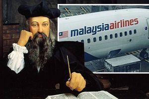 Thực hư việc nhà tiên tri Nostradamus từng dự đoán về thảm kịch MH370
