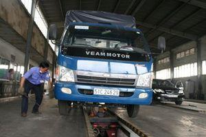 Tổ chức, cá nhân kinh doanh vận tải bằng xe ô tô không được hoạt động kiểm định xe cơ giới