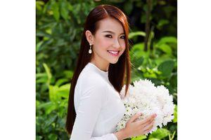 Hoa hậu Khánh Ngân làm đại sứ Lễ hội Du lịch Mường Lò