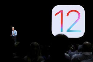 Apple xác nhận 50% thiết bị di động đã lên đời iOS 12 sau 1 tháng