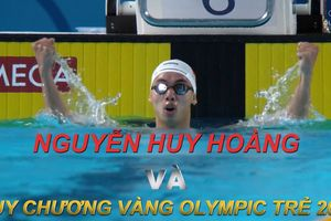 Nhìn lại 7 phút 50 giây xuất thần của Huy Hoàng tại Olympic trẻ 2018