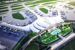 Chính phủ báo cáo Quốc hội về sân bay Long Thành
