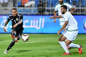 Không Messi, Argentina vẫn đè bẹp Iraq 4-0