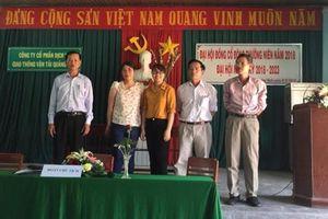 Cơ quan chức năng vào cuộc vụ Chủ tịch HĐQT Cty GTVT Quảng Ngãi bị tố dùng bằng giả