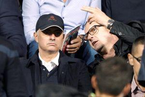 MU nhận cảnh báo khi Mourinho đi xem giò Milinkovic-Savic