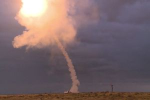 Nga khoe chiến tích tiêu diệt mục tiêu của hệ thống tên lửa S-300